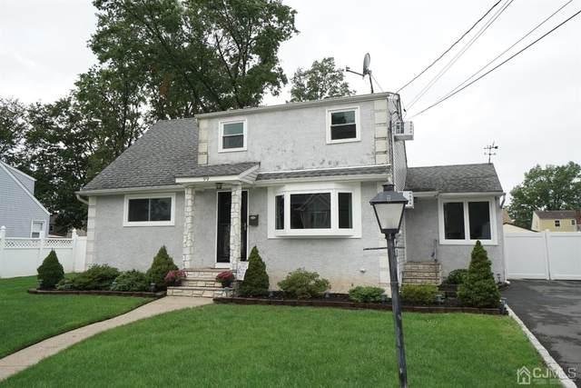 99 Remsen Avenue, Avenel, NJ 07001 (MLS #2104861) :: William Hagan Group
