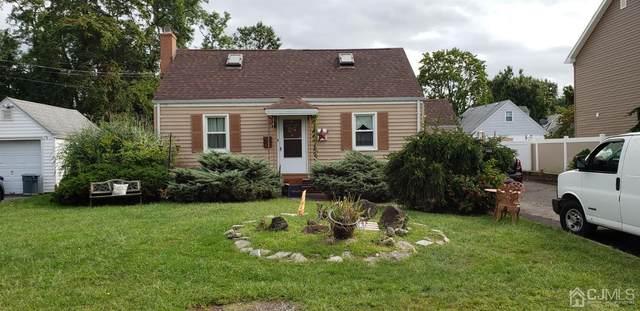 1221 Walnut Street, South Plainfield, NJ 07080 (MLS #2105010) :: William Hagan Group