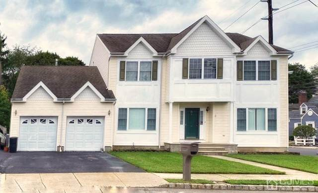 2 Graulich Drive, Milltown, NJ 08850 (MLS #2105750) :: RE/MAX Platinum