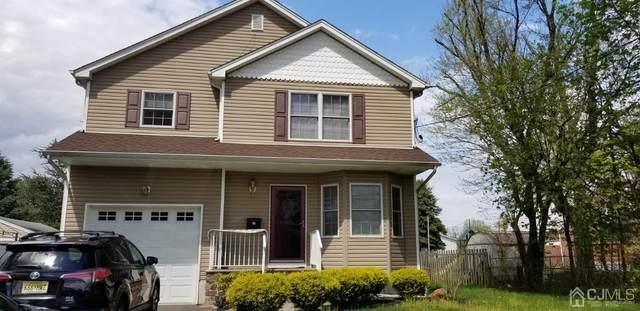 23 Harrigan Street, Edison, NJ 08817 (MLS #2105854) :: The Sikora Group