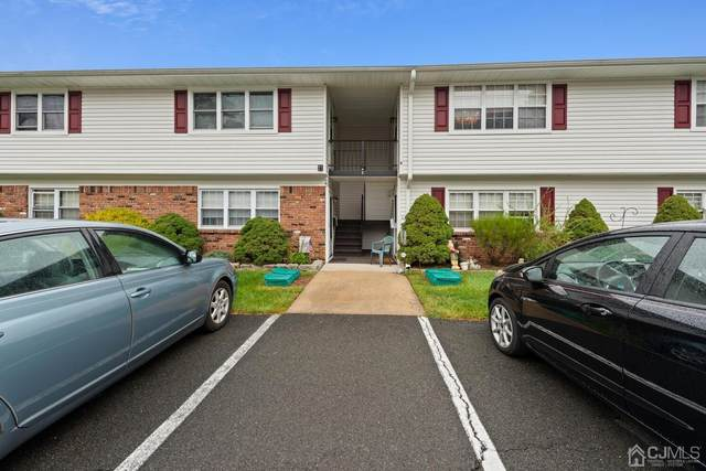 1 Pennsylvania Drive #462, Old Bridge, NJ 07747 (MLS #2106252) :: Kiliszek Real Estate Experts