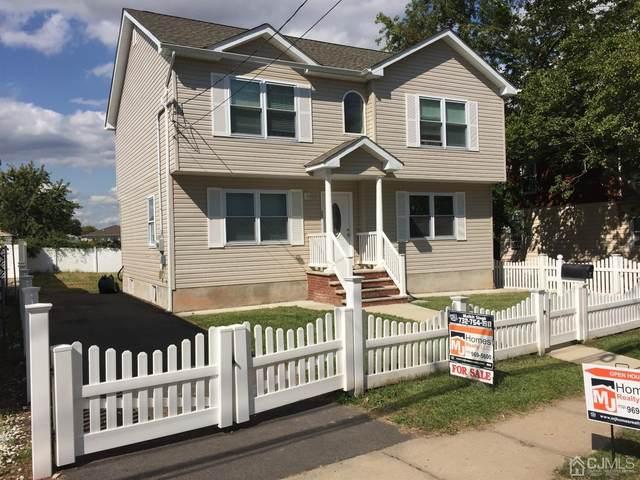 25 Hayward Avenue, Carteret, NJ 07008 (MLS #2106294) :: Halo Realty