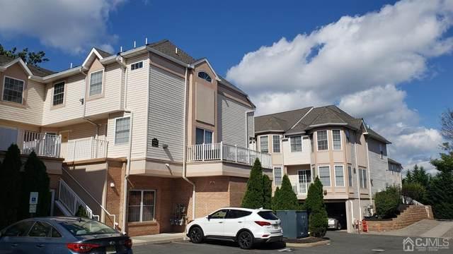 132 Adamecs Way #33, South Amboy, NJ 08879 (MLS #2106330) :: Kiliszek Real Estate Experts