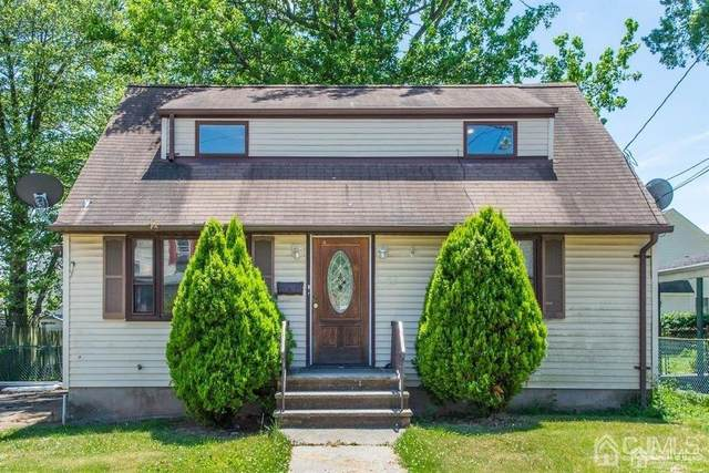 17 Wright Street, Iselin, NJ 08830 (MLS #2106460) :: Halo Realty