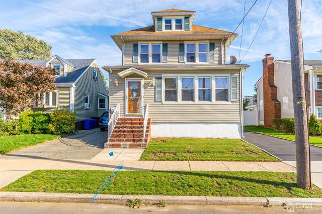34 Longfellow Street, Carteret, NJ 07008 (MLS #2106905) :: Provident Legacy Real Estate Services, LLC