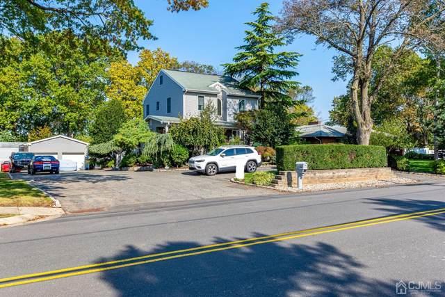 142 Ethel Road, Edison, NJ 08817 (MLS #2106935) :: Gold Standard Realty