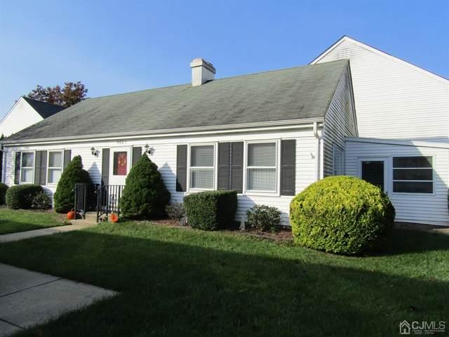 560 Tilton Way C, Monroe, NJ 08831 (MLS #2107223) :: Provident Legacy Real Estate Services, LLC