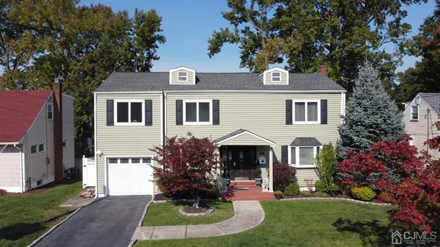 90 Longfellow Drive, Colonia, NJ 07067 (MLS #2107241) :: REMAX Platinum