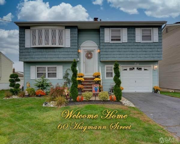 60 Hagaman Street, Carteret, NJ 07008 (MLS #2107500) :: William Hagan Group