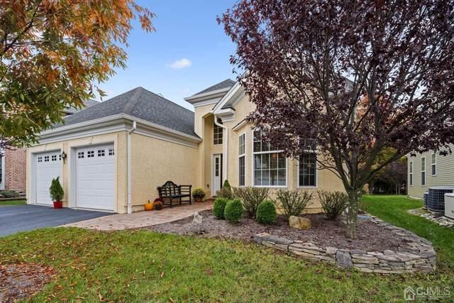 11 Hardwick Drive, South Brunswick, NJ 08824 (MLS #2107559) :: Parikh Real Estate