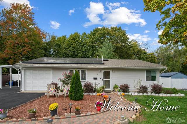 21 Kingsley Road, South Brunswick, NJ 08824 (MLS #2107581) :: Parikh Real Estate