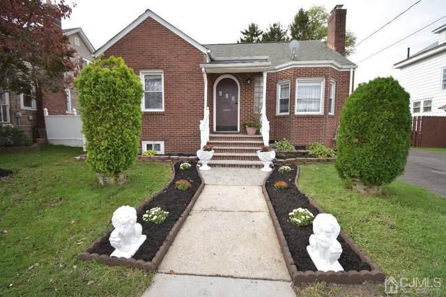 644 Nassau Street, North Brunswick, NJ 08902 (MLS #2107655) :: Parikh Real Estate