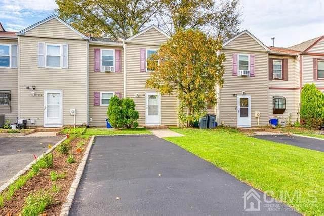 114 Redbud Road, Piscataway, NJ 08854 (MLS #2107732) :: Provident Legacy Real Estate Services, LLC