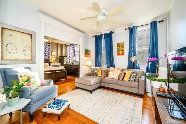 278 Magnolia Avenue #14, Jersey City, NJ 07306 (MLS #2108259) :: REMAX Platinum