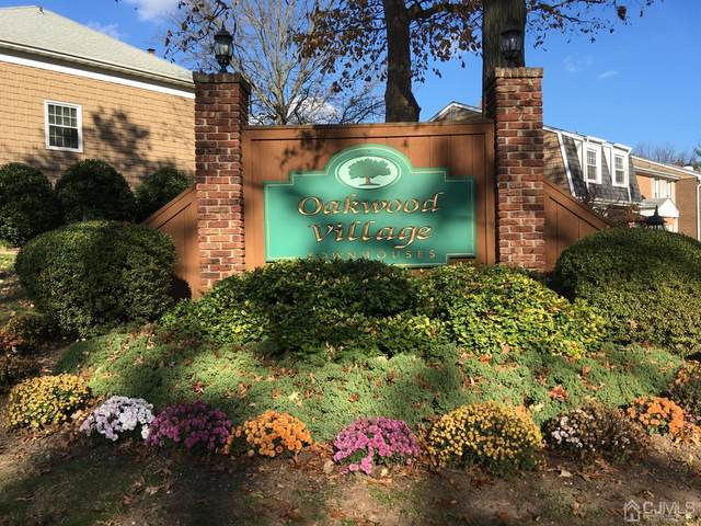126 Howell Avenue #126, Fords, NJ 08863 (MLS #2108523) :: The Sikora Group