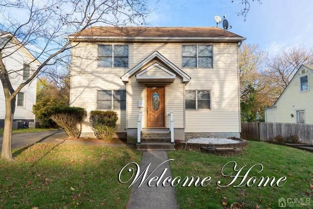 419 Grove Avenue, Highland Park, NJ 08904 (MLS #2108698) :: The Sikora Group