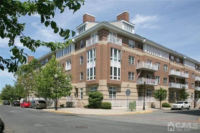 368 Rector Street #512, Perth Amboy, NJ 08861 (MLS #2109008) :: Gold Standard Realty
