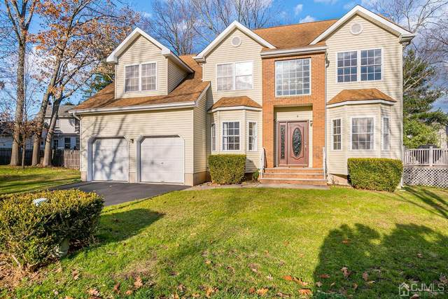 4 Wilson Lane, Metuchen, NJ 08840 (MLS #2109251) :: Gold Standard Realty