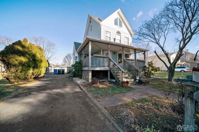 25 Arbor Street, Sewaren, NJ 07077 (MLS #2110756) :: RE/MAX Platinum