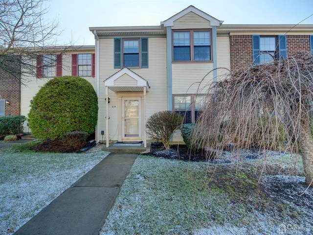 274 Bromley Place #274, East Brunswick, NJ 08816 (MLS #2110853) :: William Hagan Group