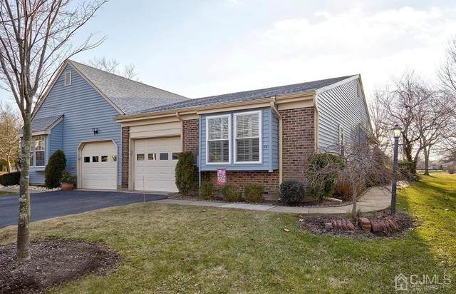 A James Madison Court, Monroe, NJ 08831 (MLS #2111100) :: William Hagan Group