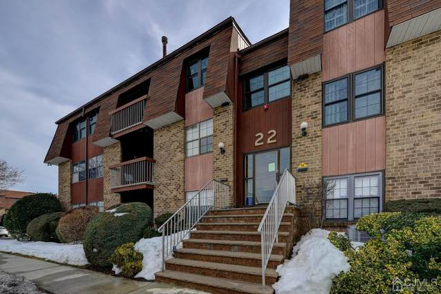 257 Alpine Way 257B, Woodbridge Proper, NJ 07095 (MLS #2111736) :: RE/MAX Platinum