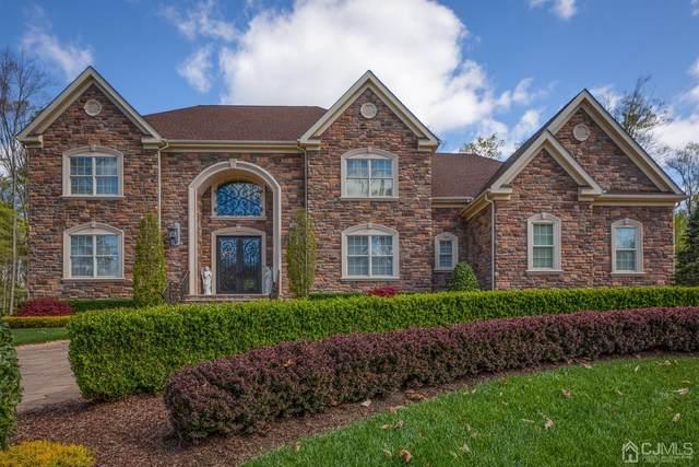 14 Majestic Woods Drive, Monroe, NJ 08831 (MLS #2112081R) :: Gold Standard Realty
