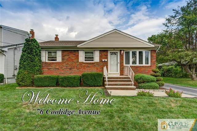 76 Coolidge Avenue, Carteret, NJ 07008 (MLS #2112214) :: The Sikora Group