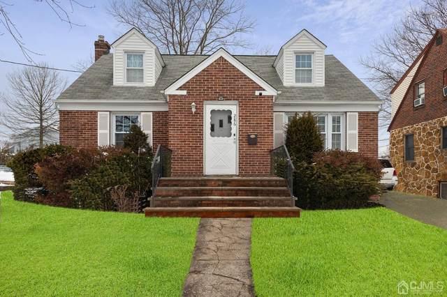 286 Green Street, Woodbridge Proper, NJ 07095 (MLS #2112301) :: The Sikora Group