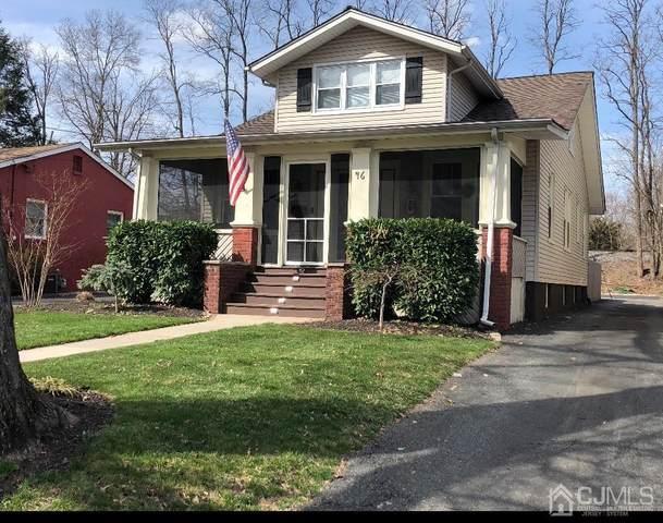 46 Plainfield Avenue, Metuchen, NJ 08840 (MLS #2112895R) :: The Michele Klug Team | Keller Williams Towne Square Realty