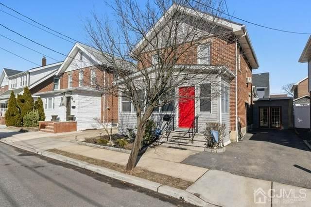 148 Valentine Place, Woodbridge Proper, NJ 07095 (MLS #2112919R) :: The Michele Klug Team | Keller Williams Towne Square Realty