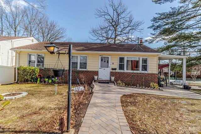 38 Block Avenue, Iselin, NJ 08830 (MLS #2113070R) :: RE/MAX Platinum