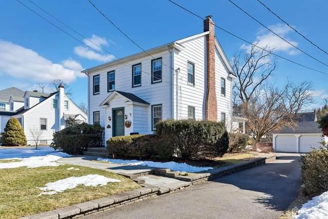 160 E Chestnut Avenue, Metuchen, NJ 08840 (MLS #2113177R) :: RE/MAX Platinum