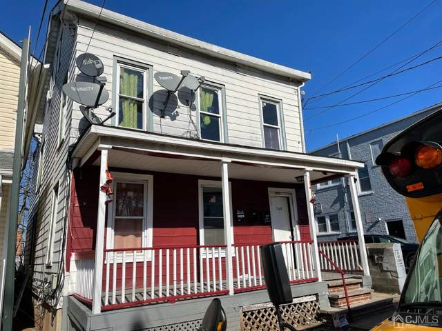 127 Townsend Street, New Brunswick, NJ 08901 (MLS #2113450R) :: The Sikora Group