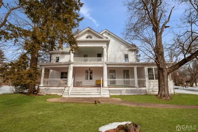405 River Road, Piscataway, NJ 08854 (MLS #2113461R) :: RE/MAX Platinum