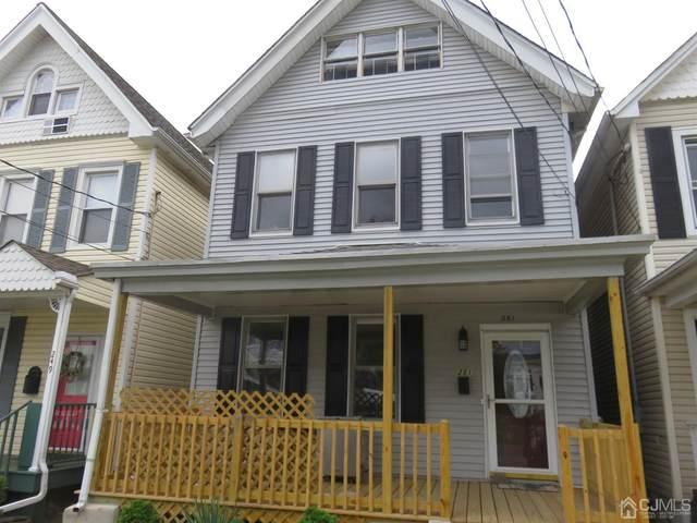 251 David Street, South Amboy, NJ 08879 (MLS #2114398R) :: Team Pagano