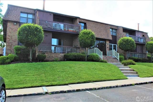 207 Sharon Garden Court, Woodbridge Proper, NJ 07095 (MLS #2114506R) :: William Hagan Group