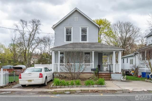 248 Forsgate Drive, Jamesburg, NJ 08831 (MLS #2114799R) :: William Hagan Group