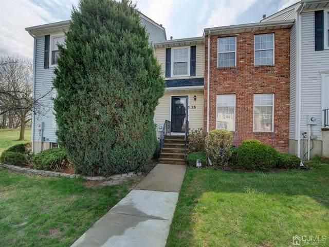35 Delikat Lane, Sayreville, NJ 08872 (MLS #2114875R) :: Provident Legacy Real Estate Services, LLC