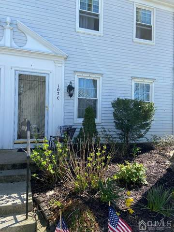 107 Hanover Lane C, Monroe, NJ 08831 (MLS #2115263R) :: RE/MAX Platinum