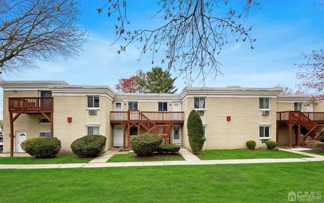 2 Lake Avenue 2B, East Brunswick, NJ 08816 (MLS #2115464R) :: RE/MAX Platinum