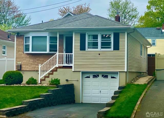 1454 Lambert Street, Rahway, NJ 07065 (MLS #2115892R) :: William Hagan Group