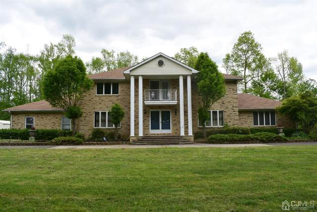 163 Federal Road, Monroe, NJ 08831 (MLS #2116129R) :: Gold Standard Realty