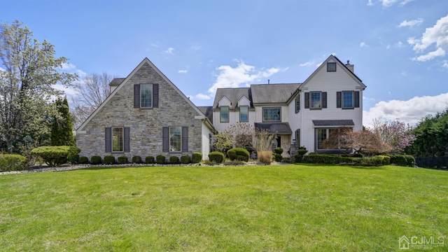 4 Osprey Lane, Plainsboro, NJ 08512 (MLS #2116176R) :: William Hagan Group