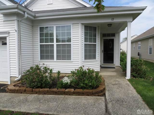 12 Wieczorkowski Avenue, Sayreville, NJ 08859 (MLS #2116325R) :: RE/MAX Platinum