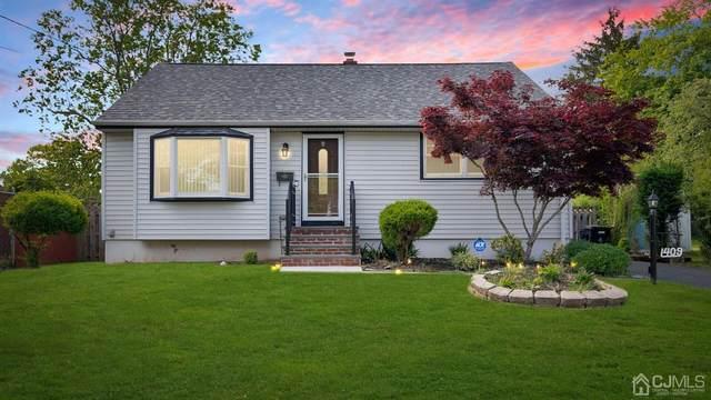 1409 Linbarger Avenue, Plainfield, NJ 07062 (MLS #2116542R) :: Kay Platinum Real Estate Group