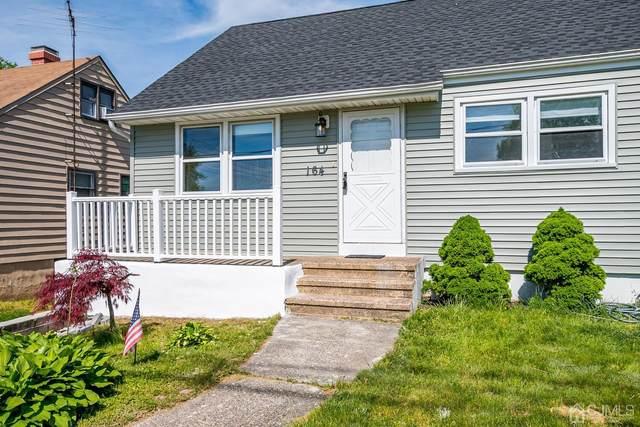 164 Bedford Avenue, Iselin, NJ 08830 (MLS #2116571R) :: The Sikora Group