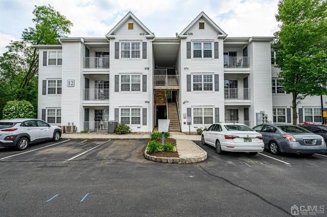 1214 Waterford Drive #1214, Edison, NJ 08817 (#2117828R) :: Rowack Real Estate Team