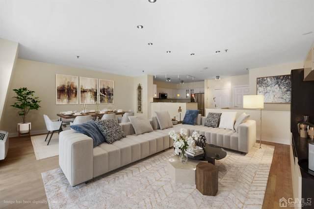 1 Independence Way #410, Jersey City, NJ 07305 (MLS #2117837R) :: Kay Platinum Real Estate Group
