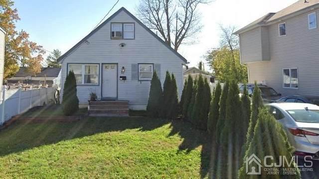 57 Sonora Avenue, Iselin, NJ 08830 (MLS #2117883R) :: Gold Standard Realty